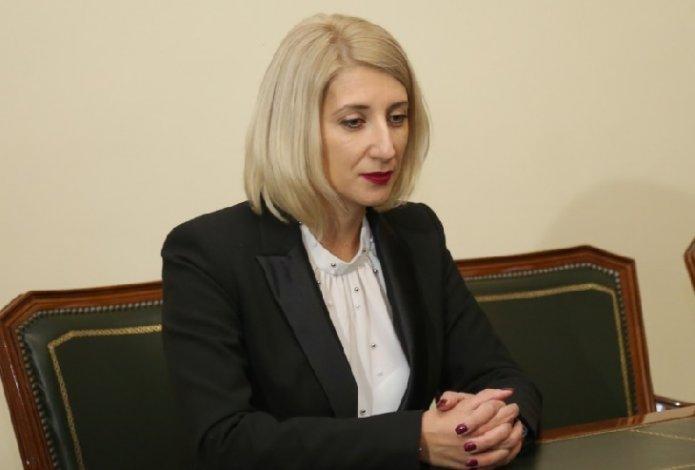 Уволена министр здравоохранения Астраханской области Гребнёва