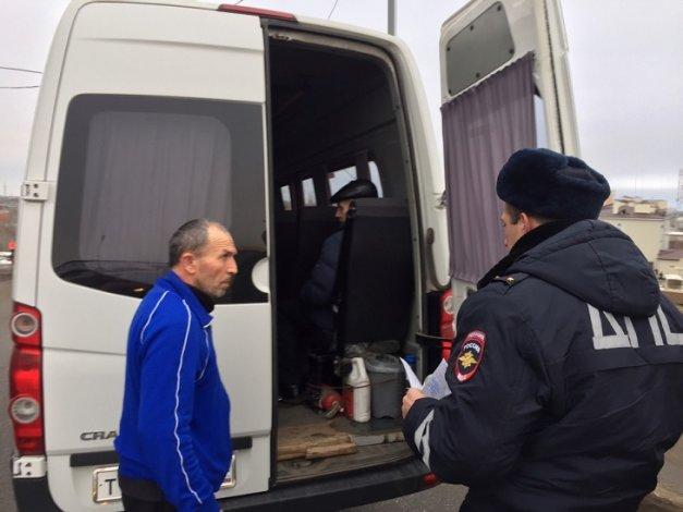 """В Астраханской области подводят первые итоги операции """"Автобус-2020"""""""