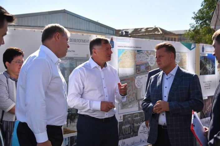 Марат Хуснуллин: Астраханская область по всем ключевым показателям находится в «зелёной зоне»